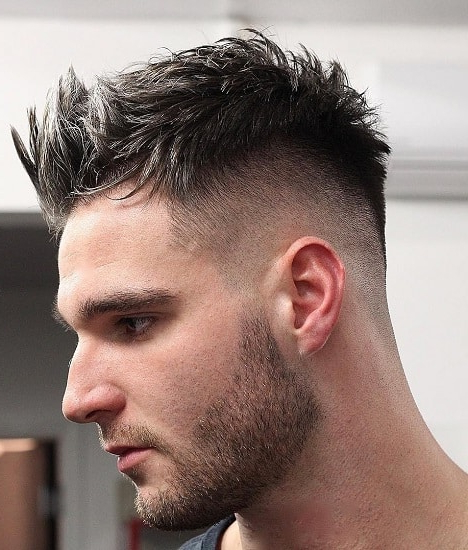 7 Ideal Hairstyles For Men With Big Nose – Cool Men's Hair Throughout Haircuts For Long Noses (View 16 of 25)