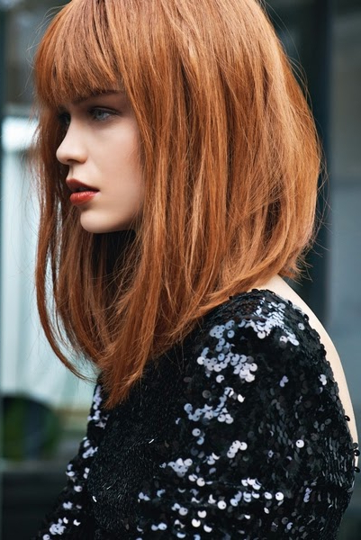 70 Brilliant Bob Weave Hairstyles To Go Against The Current with Long Bob Hairstyles With Bangs Weave