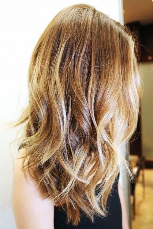 70 Devastatingly Cool Haircuts For Thin Hair | Hair | Thin Hair In Long Haircuts To Add Volume (View 10 of 25)