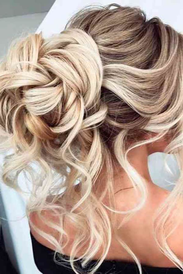 70 Prom Hair Ideas To Sparkle Like You Were A Queen Intended For Volumized Low Chignon Prom Hairstyles (View 14 of 25)
