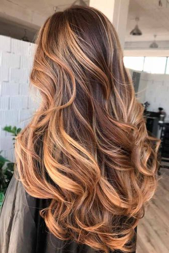 70+ Sexy Light Brown Hair Color Ideas | Lovehairstyles throughout Long Hairstyles With Highlights And Lowlights