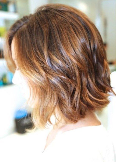 70 Winning Looks With Bob Haircuts For Fine Hair | Hair Styles | Bob Pertaining To Messy Layered Haircuts For Fine Hair (View 2 of 24)