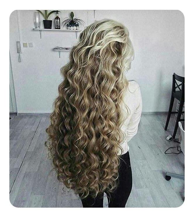 71 Alarming Perm Hairstyles To Rock Any Day Inside Long Hairstyles Permed Hair (View 9 of 25)