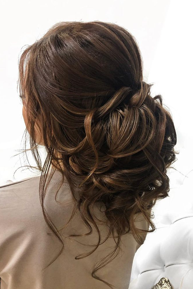 72 Best Wedding Hairstyles For Long Hair 2019 | Hairstyles | Long pertaining to Volumized Low Chignon Prom Hairstyles