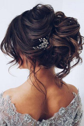 72 Best Wedding Hairstyles For Long Hair 2019 | Wedding Forward Intended For Long Hairstyles Updos For Wedding (View 11 of 25)