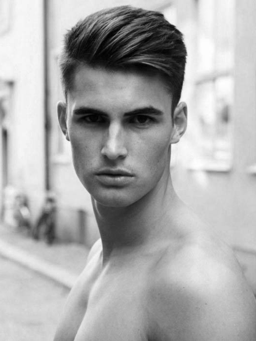 75 Men's Medium Hairstyles For Thick Hair – Manly Cut Ideas Regarding Medium Long Hairstyles For Guys (View 23 of 25)