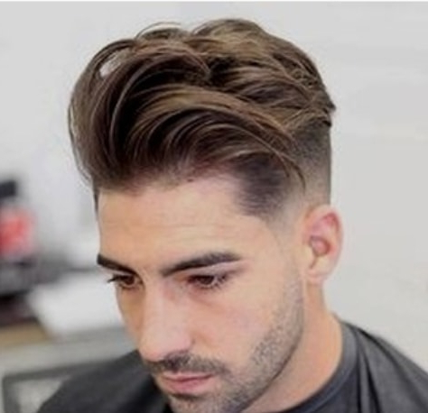 75 Popular Hipster Haircuts For Men 2019 Within Messy And Modern Side Swept Hairstyles (View 7 of 25)
