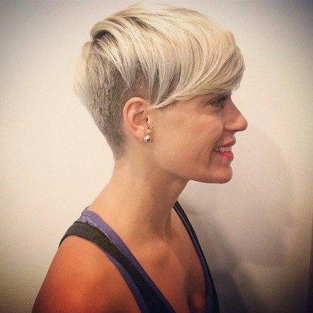 75 Smartest Undercut Hairstyle Ideas For Women To Rock regarding Undercut Long Hairstyles For Women