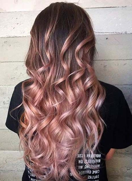 75 Strikingly Beautiful Ombre Hairstyles (With Pictures) throughout Ombre Long Hairstyles