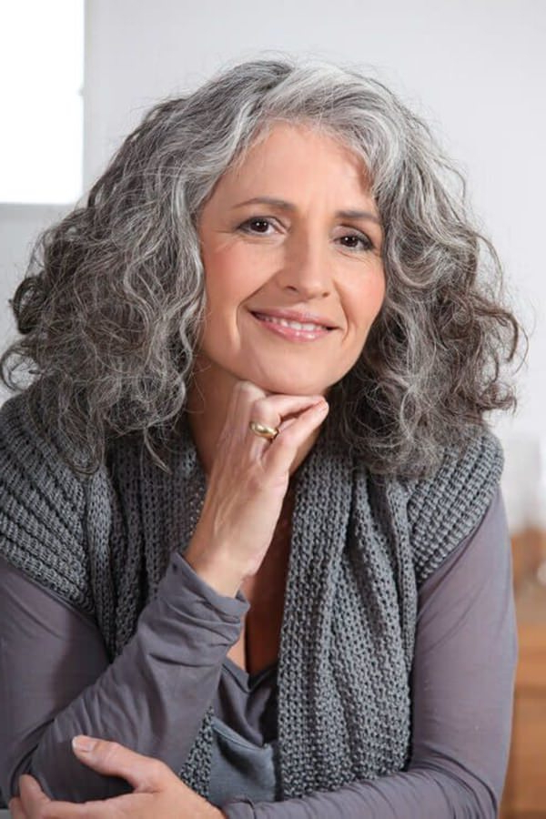 78 Gorgeous Hairstyles For Women Over 40 Inside Long Hairstyles After (View 17 of 25)