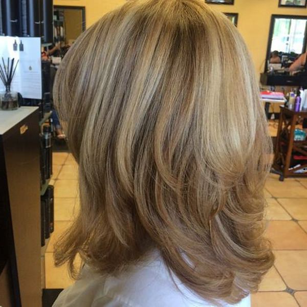 78 Gorgeous Hairstyles For Women Over 40 Within Long Hairstyles In Your 40S (View 23 of 25)