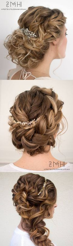791 Best Up Styles/formal Hair Images | Bridal Hair, Hair Makeup inside Sculpted Orchid Bun Prom Hairstyles