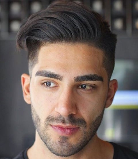 8 Best Hairstyles For Long Face Men – Hairstylecamp Regarding Best Long Hairstyles For Long Faces (View 24 of 25)