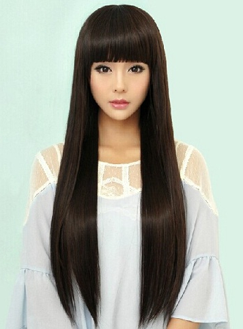 8 Best Hairstyles For Long Thick Hair | Styles At Life Pertaining To Chinese Long Haircuts (View 2 of 25)
