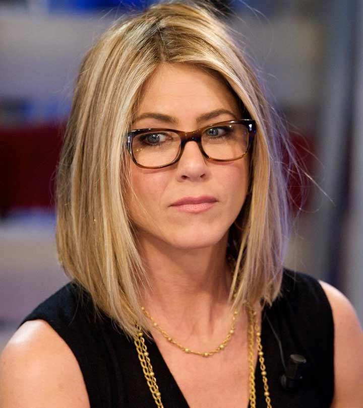 8 Famous Bob Hairstyles Of Jennifer Aniston for Long Layered Hairstyles Jennifer Aniston