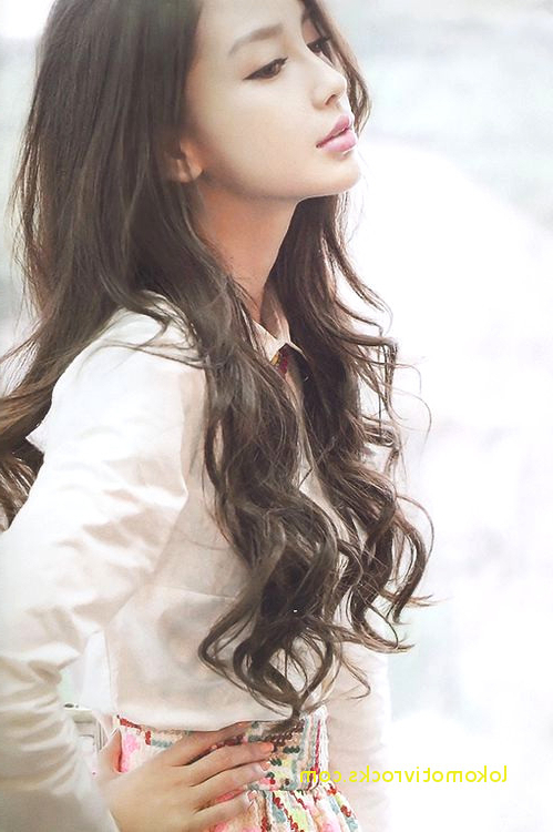 8+ Korean Girl Long Hairstyle – Long Hairstyle – Beautiful Hairstyle Within Long Hairstyles Asian Girl (View 19 of 25)