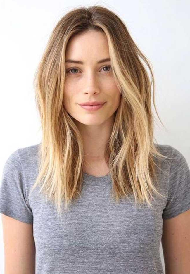 8 Long Hairstyles We Love Within Long Hairstyles No Fringe (View 3 of 25)