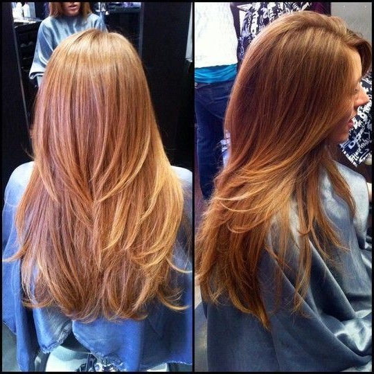 8+ Long Straight Hairstyles Back View - Straight Hair - Beautiful for Long Haircuts From The Back