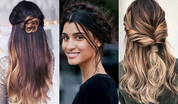 8 Quick And Easy Hairstyles For Working Women pertaining to Quick Long Hairstyles For Work