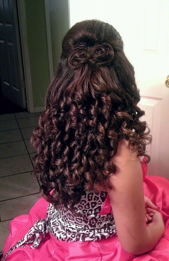 8+ Quinceanera Hairstyles For Long Hair With Curls – Long Hairstyle With Long Curly Quinceanera Hairstyles (View 10 of 25)