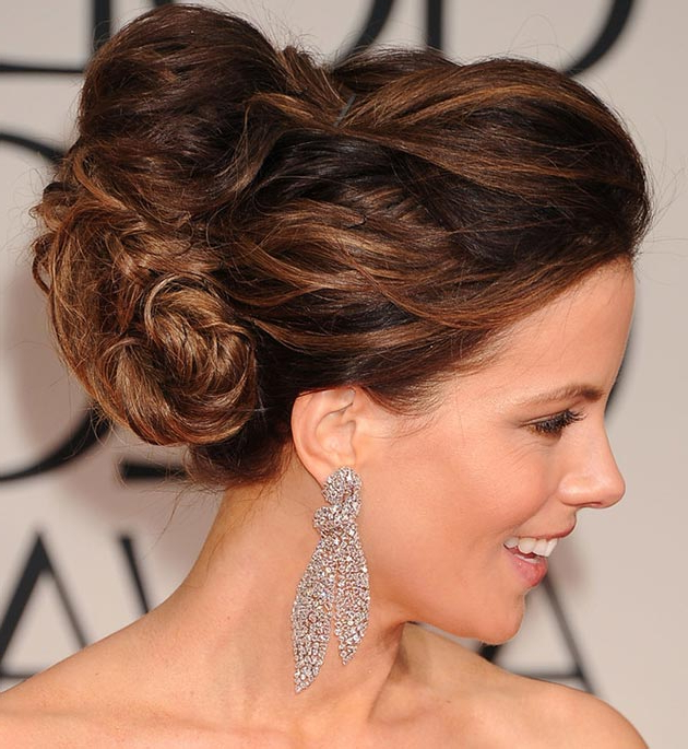 80 And More Updo Hairstyles For 2014 | Fashionisers© Throughout Long Hairstyles Updos (View 16 of 25)