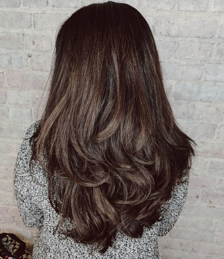 Featured Photo of Long Tousled Voluminous Hairstyles