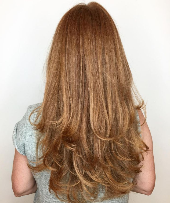 80 Cute Layered Hairstyles And Cuts For Long Hair | Haircots | Long for Long Texture-Boosting Layers Hairstyles