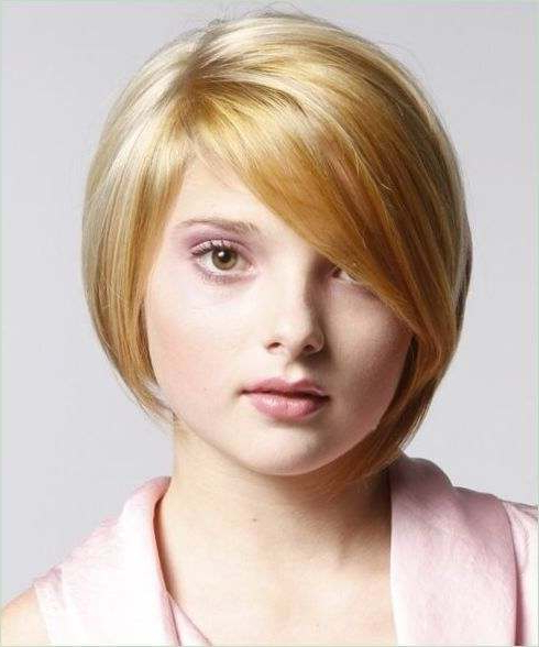 80 Delightful Short Hairstyles For Teen Girls In Long Haircuts For Tweens (View 20 of 25)