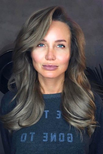 80+ Hot Hairstyles For Women Over 50 | Lovehairstyles for Long Hairstyles At 50