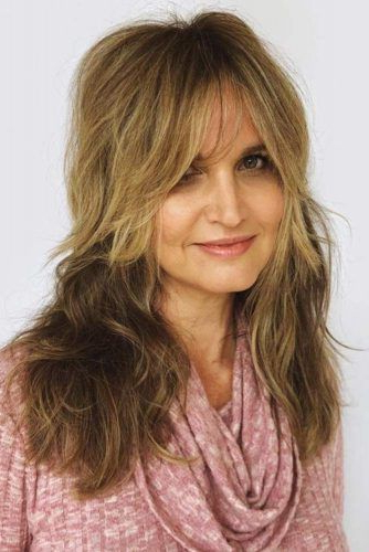 80+ Hot Hairstyles For Women Over 50 | Lovehairstyles For Long Hairstyles At (View 7 of 25)