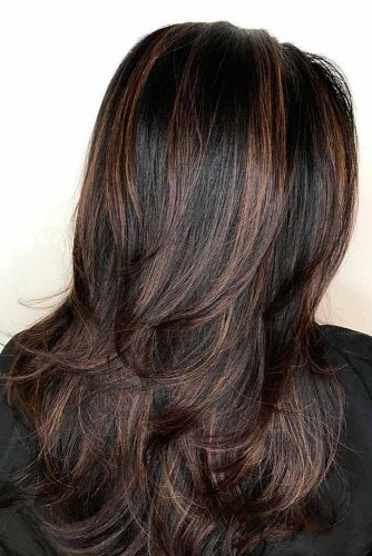 80+ Hot Hairstyles For Women Over 50 | Lovehairstyles In Long Hairstyles With Layers And Highlights (View 19 of 25)