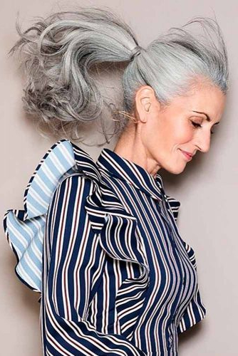 80+ Hot Hairstyles For Women Over 50 | Lovehairstyles with Womens Long Quiff Hairstyles