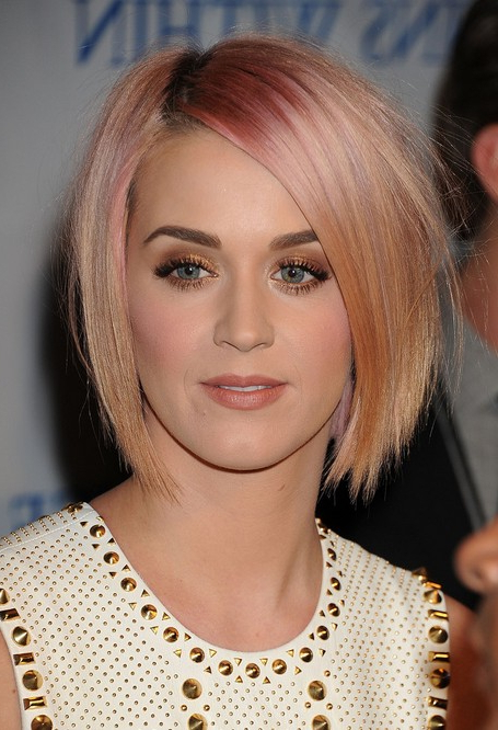 80 Popular Short Hairstyles For Women 2019 - Pretty Designs within White-Blonde Flicked Long Hairstyles