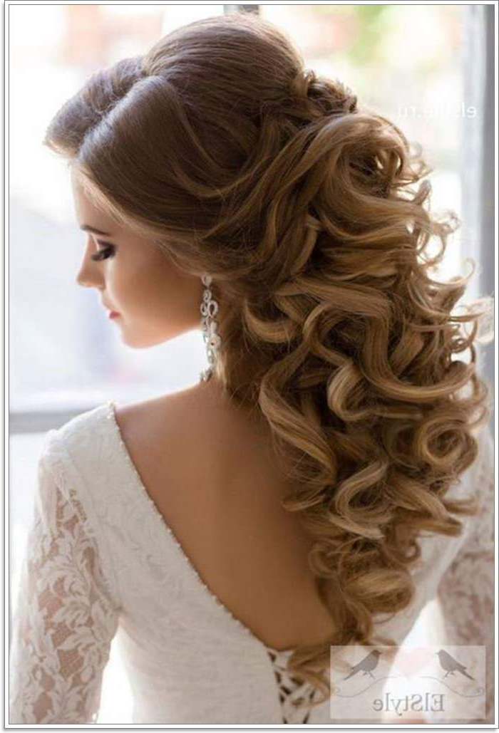 82 Elegant Quinceanera Hairstyles For 2019 Throughout Long Hair Quinceanera Hairstyles (View 22 of 25)