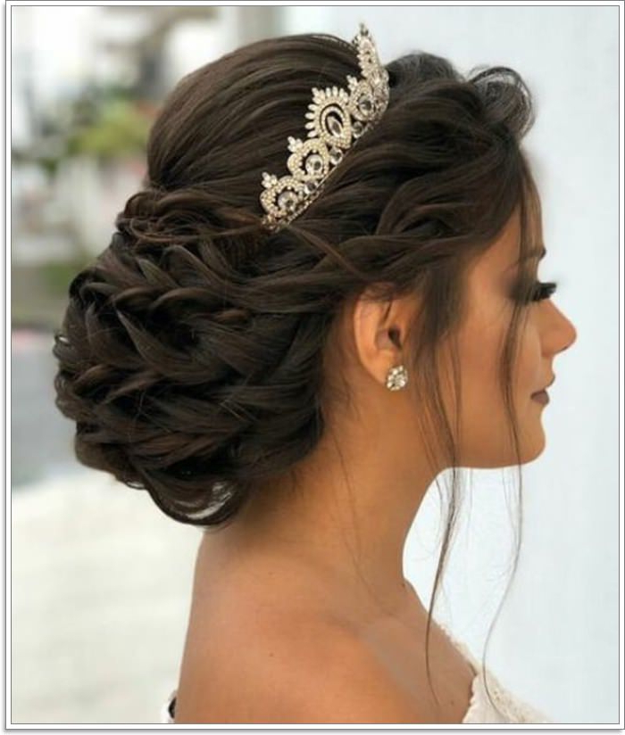 82 Elegant Quinceanera Hairstyles For 2019 throughout Long Quinceanera Hairstyles