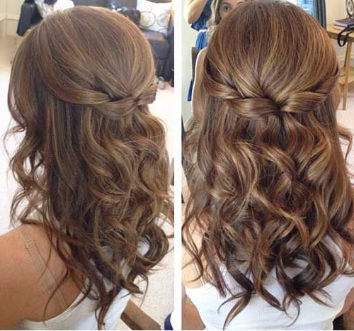 82 Graduation Hairstyles That You Can Rock This Year Inside Long Hairstyles For Graduation (View 7 of 25)