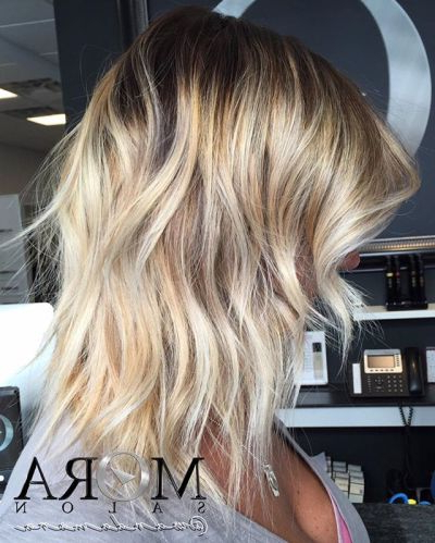 83 Latest Layered Hairstyles For Short, Medium And Long Hair Pertaining To Choppy Dimensional Layers For Balayage Long Hairstyles (View 11 of 25)
