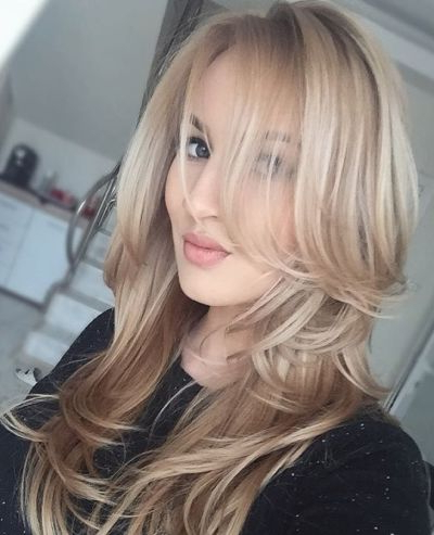 83 Latest Layered Hairstyles For Short, Medium And Long Hair with Full And Bouncy Long Layers Hairstyles