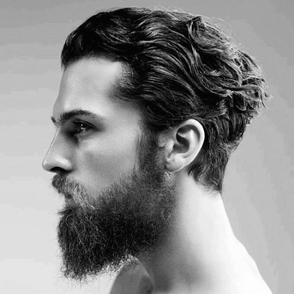 85 Coolest Mid Length Hairstyles That Won't Make You Look Messy For Medium Long Hairstyles For Guys (View 17 of 25)