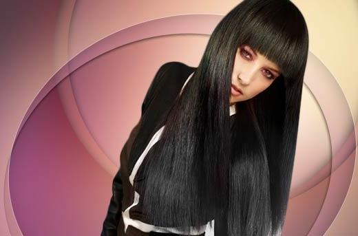 86% Off Hair Haus Salon Japanese Rebonding Treatment throughout Long Straight Japanese Hairstyles