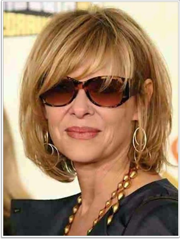87 Lovely Hairstyles For Women Over 40 With Regard To Longer Hairstyles For Women Over (View 24 of 25)