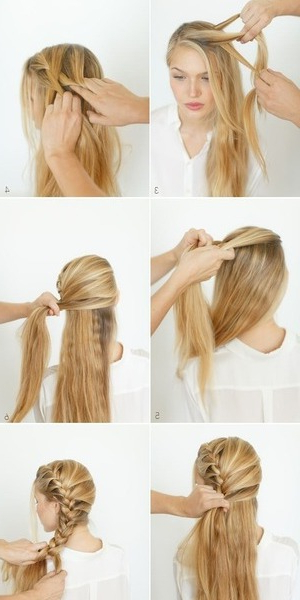 8Th Grade Graduation Hairstyles – Fashion Dresses Throughout 8Th Grade Graduation Hairstyles For Long Hair (View 20 of 25)