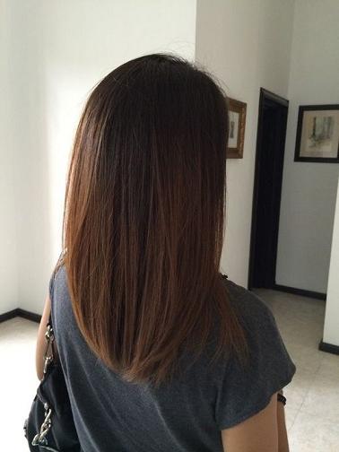 9 Beautiful U Shaped Haircuts For Short, Medium And Long Hair Within Long Hairstyles U Shaped (View 13 of 25)