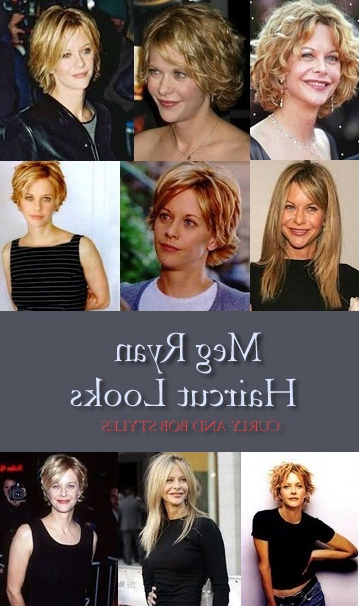 9 Best And Beautiful Meg Ryan Hairstyles With Images | Styles At Life Throughout Meg Ryan Long Hairstyles (View 3 of 25)