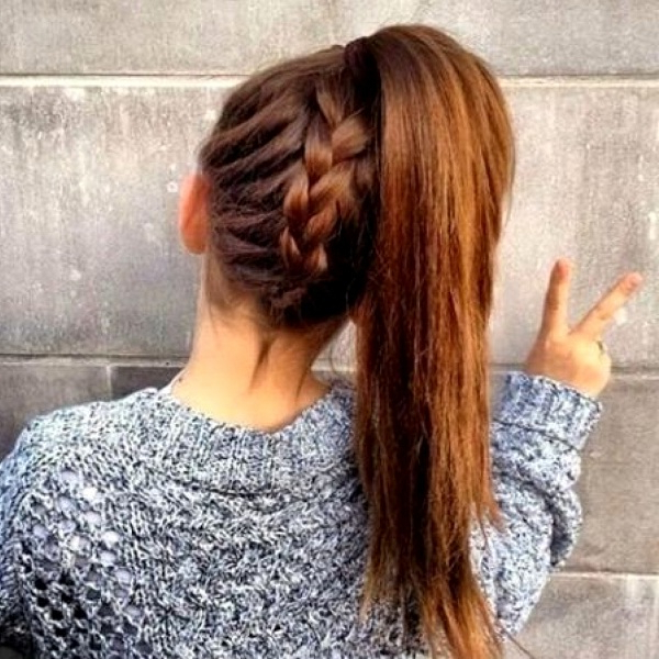 9 Best Hairstyles For Long Hair For School | Styles At Life In Hairstyles For Long Hair (View 6 of 25)