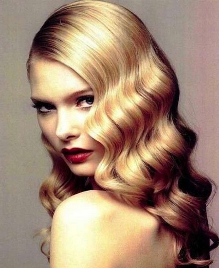 9 Best Vintage Hairstyles For Long Hair | Styles At Life Inside Long Hairstyles Vintage (View 18 of 25)
