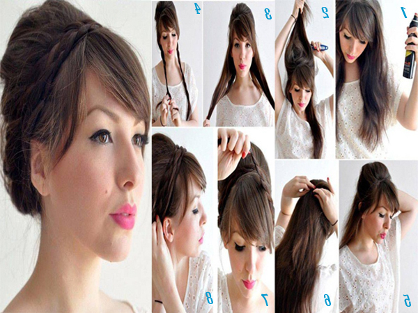 9 Best Vintage Hairstyles For Long Hair – Viral Beasts Within Long Vintage Hairstyles (View 18 of 25)