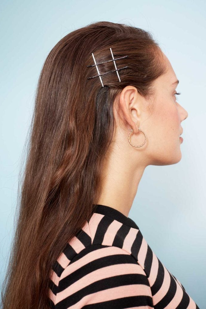 9 Cool Bobby Pin Hairstyles To Add To Your Hair Routine | All Things Throughout Long Hairstyles With Bobby Pins (View 18 of 25)
