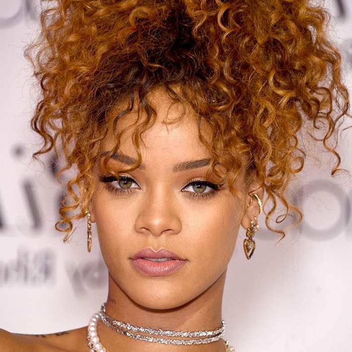 9 Easy On The Go Hairstyles For Naturally Curly Hair With Regard To Long Hairstyles Curly Hair (View 24 of 25)