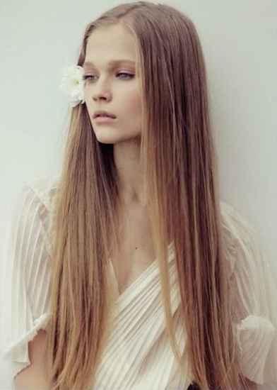 9 Edgy And Stylish Hairstyles For Long Thin Haired Women In 2019 With Regard To Long Hairstyles For Oval Faces And Thin Hair (View 19 of 25)